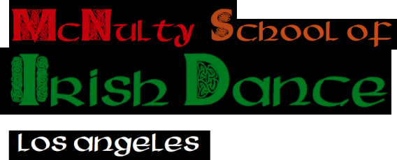 McNulty School of Irish Dance, Los Angeles